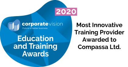 Most Innovative Training Provider 2020