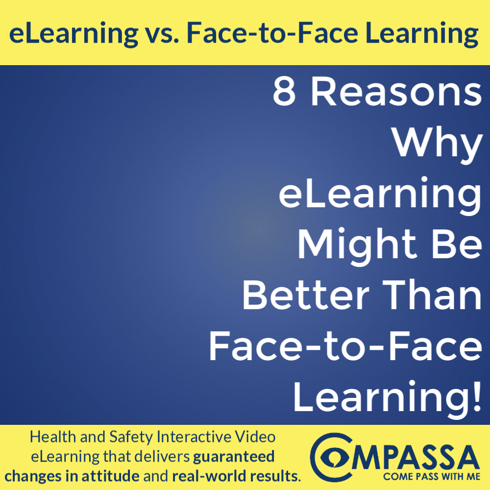 Is eLearning Better Than Face-to-Face Learning?