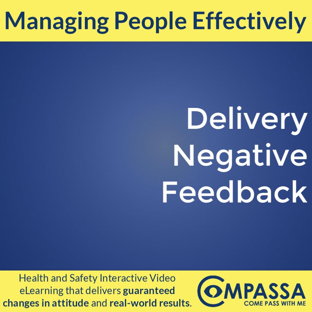Delivery Negative Feedback